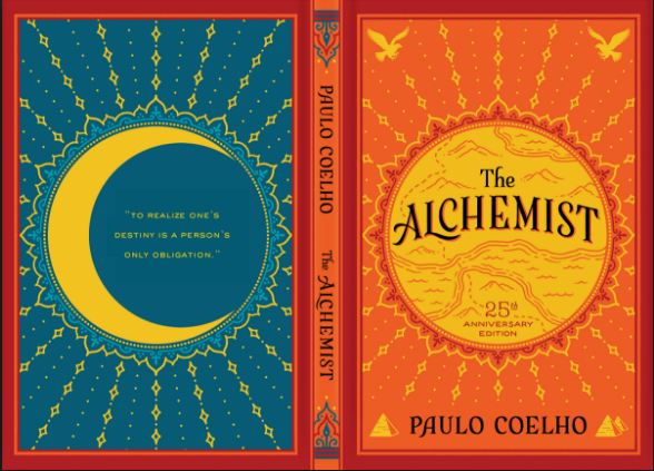 The Alchemist Top Best Selling Fantasy Books in 2017