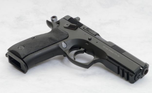 The CZ-75 SP 01