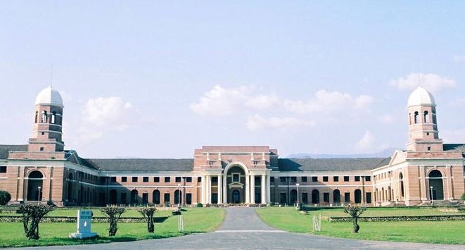 The Forest Research Institute, Dehradun, World's Most Beautiful College Campuses 2017