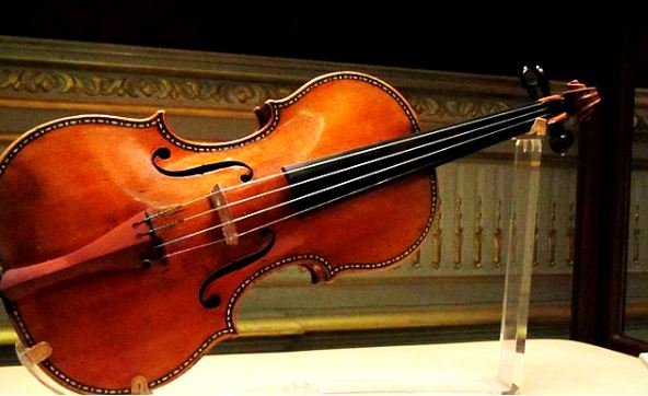 The Hammer Stradivarius, World's Most Expensive Violins 2018