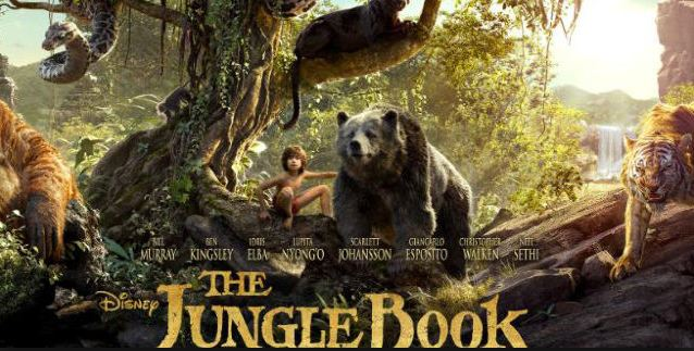 The Jungle Book top most expensive movie
