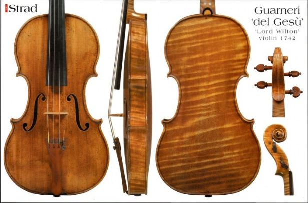 The Lord Wilton, Most Expensive Violins 2019