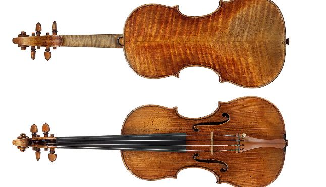The Mary Portman, World's Most Expensive Violins 2017