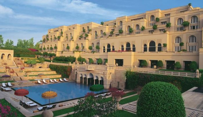 The Oberoi, Amarvilas, Most Expensive Luxurious Hotels in India 2019