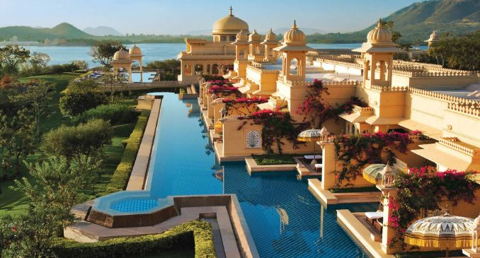 The Oberoi Rajvilas, Most Expensive Luxurious Hotels in India 2017