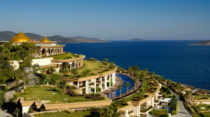 The Palace, Jumeirah Bodrum Palace, Bodrum