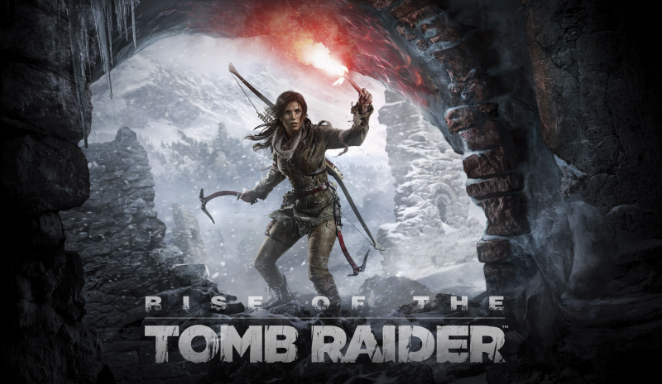 The Rise of the Tomb Raider best selling pc games 2016-2017