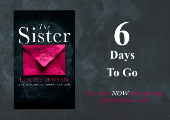 The Sister by Louise Jensen Top Most Popular, Best Selling Kindle eBooks in The World 2019