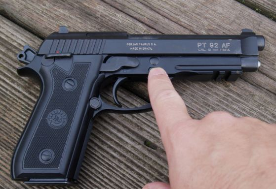 The Taurus PT92, World's Most Popular, Best Selling Handguns 2016
