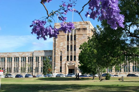 The University of Queensland, Australia, World's Most Beautiful College Campuses 2016