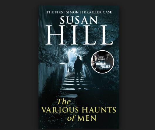 The Various Haunts of Men- Book 1 of the Simon Serrailer Series
