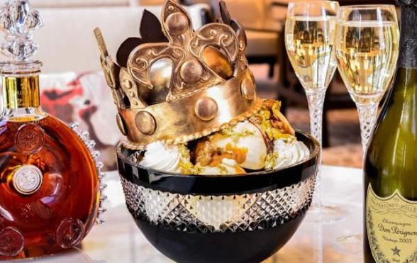 The Victoria Cream, Most Expensive Ice Creams 2017