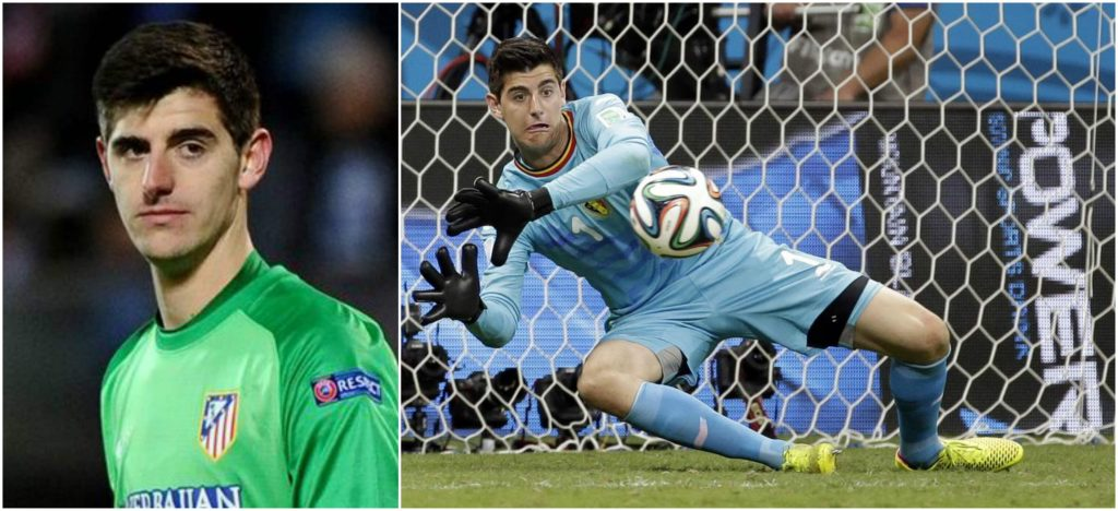 Thibaut Courtois most richest expensive goalkeepers in the world 2016-2017