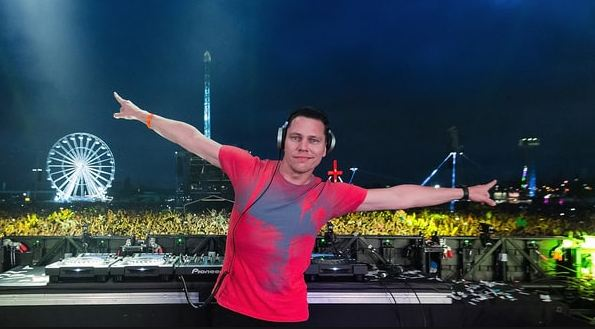 Tiesto, World's Most Popular Hottest DJs 2018