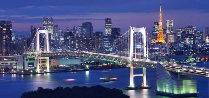 Tokyo, Japan, World's Most Popular Largest Cities 2018
