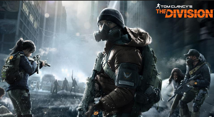 Tom Clancy's the Division best selling pc games 2016-2017