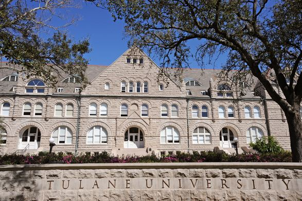 Tulane University, New Orleans, World's Most Beautiful College Campuses 2017