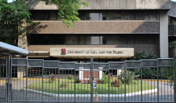 University of Asia and the Pacific- UA&P