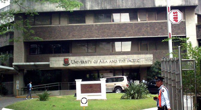 University of Asia and the Pacific (UA&P)