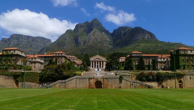 University of Cape Town, South Africa, World's Most Beautiful College Campuses 2018