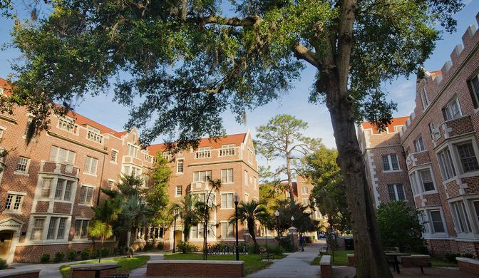University of Florida, Florida, World's Most Beautiful College Campuses 2017
