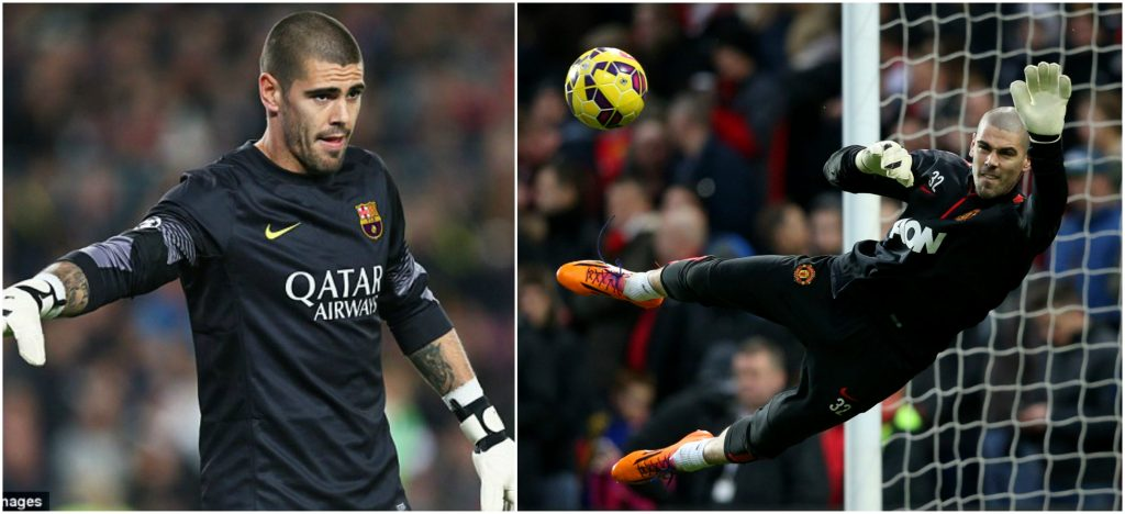 Victor Valdes most expensive goalkeepers in the world