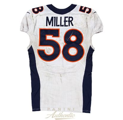 Von Miller The top 10 best selling NFL jerseys of 2017
