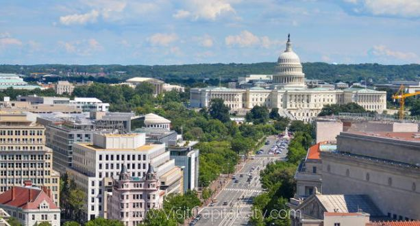 Washington, DC most popular expensive US cities 2019