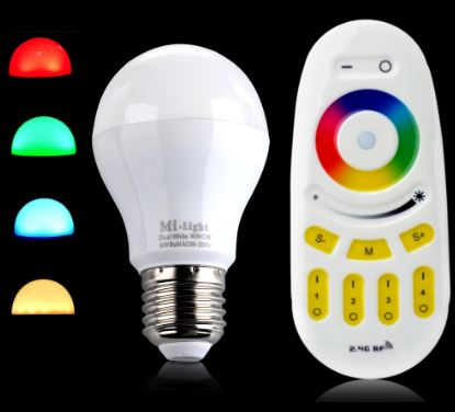 Wireless Smart LED Soft White Bulb