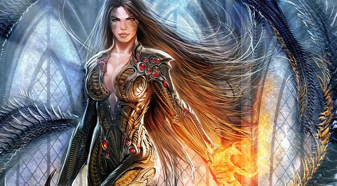 Witchblade, sexiest Comic Book Female Characters 2018