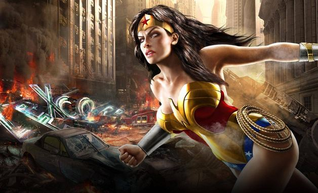 Wonder Woman, popular Comic Book Female Characters 2019