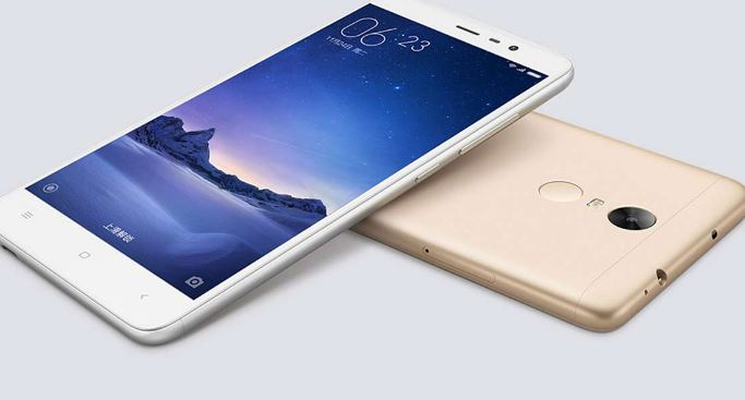 Xiaomi Redmi Note 3 Top Best Selling Smartphones in the world of 2018