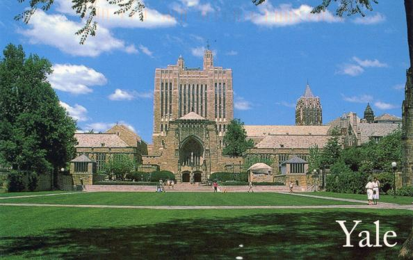 Yale University Top Most Popular Richest Universities in the World 2019