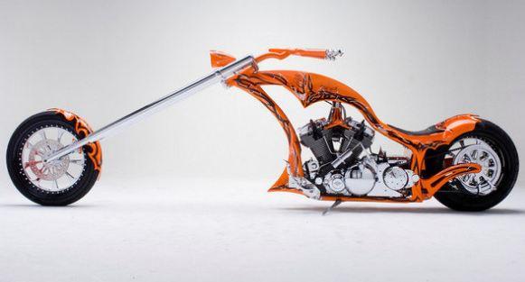 Yamaha Roadster BMS Chopper, world's Most expensive Bikes 2016