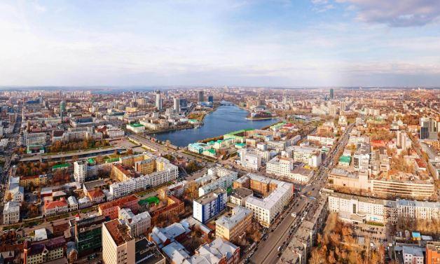 Yekaterinburg- Russia