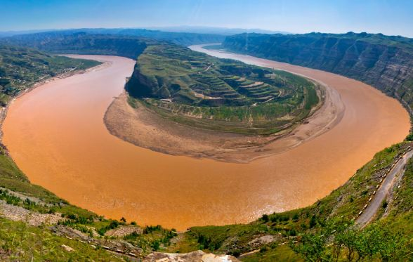 Yellow River most popular largest rivers in the world 2019