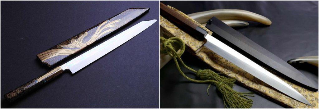 Yoshihiro Mizuyaki Honyaki, World's Most Expensive Knives 2016