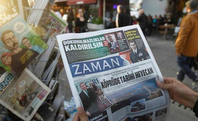 Zaman-best selling newspapers 2016