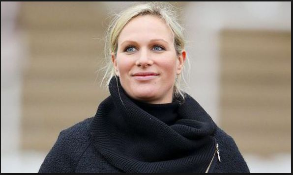 Zara Phillips from the Royal Family of England