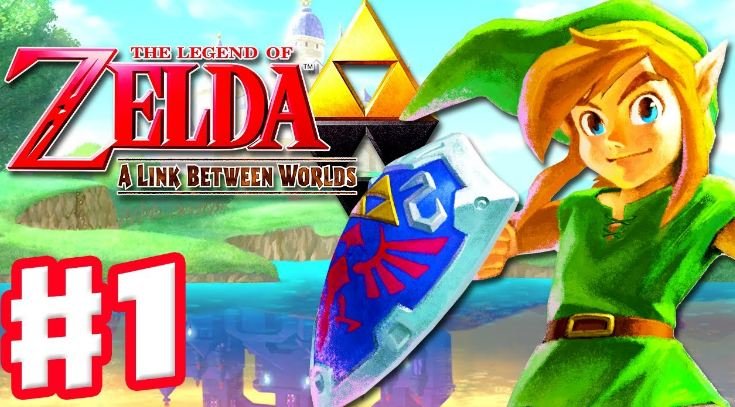 Zelda Link between Worlds Most Popular Best Selling Nintendo Games in The World 2019