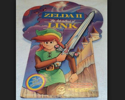 Zelda2 Prototype