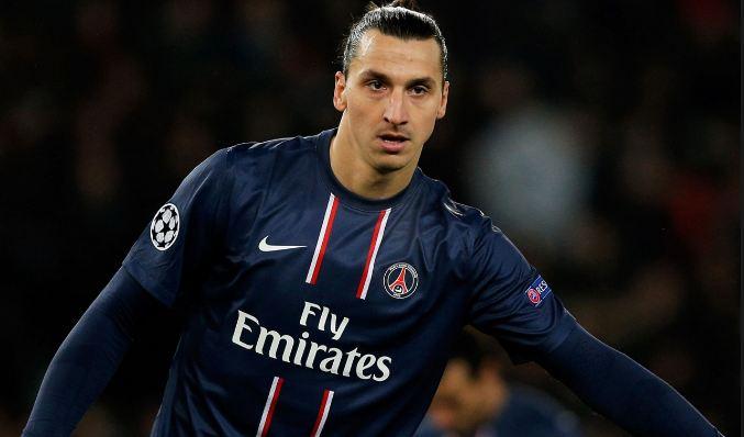 Zlatan Ibrahimovic, World's Highest Paid Soccer Players 2017