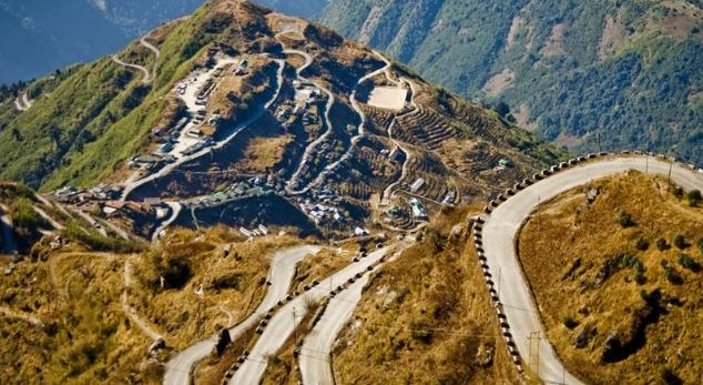Zuluk, Sikkim Top 10 Most Beautiful Villages in India 2017