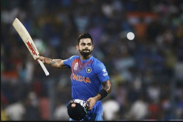 virat kohli, Highest Paid Sports Players 2016