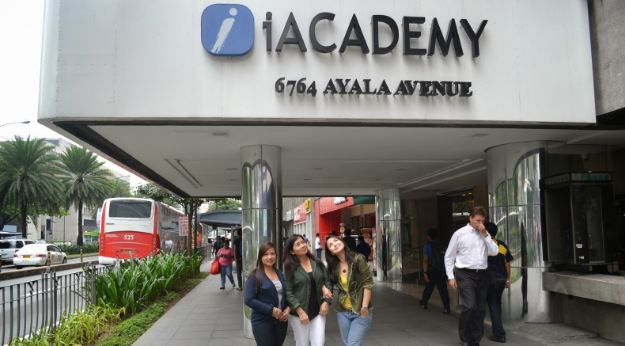 iAcademy, most expensive universities in Manila 2017