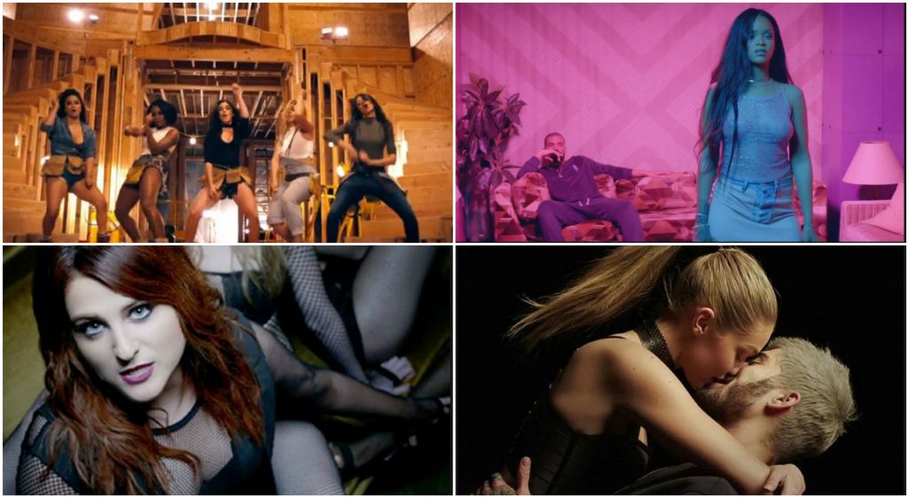 top 10 youtube music videos of the week