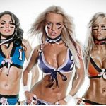 Top 10 Most Popular Hottest LFL Players
