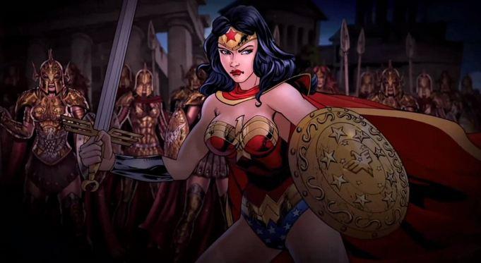 wonder woman, Most Popular Hottest Female DC Comics Characters 2018