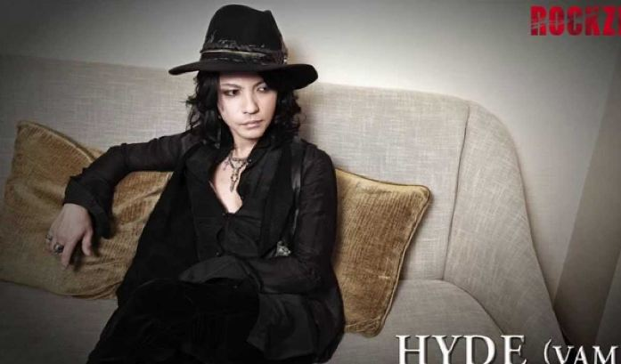Hyde Top 10 Most beautiful Japanese singer in the world 2017