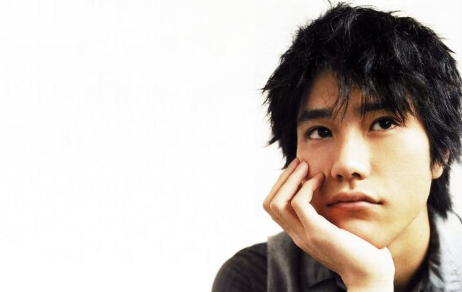 Most Handsome Japanese Actors
